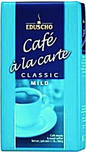 Eduscho Cafe A La Carte
