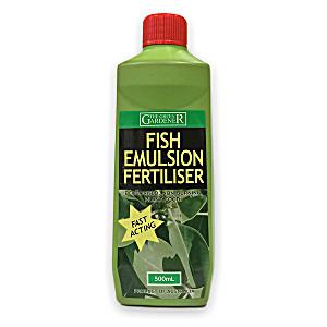 image of The Green Gardener Fish Emulsion Fertiliser 500ML