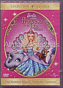 7501925427123 UPC Barbie Princesa De La Isla