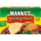 image of Manny's Hard & Soft Taco Dinner Kit